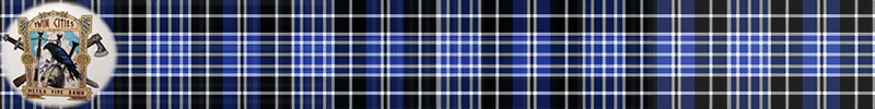 image of Twin Cities Metro Pipe Band tartan